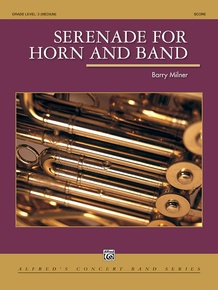 Serenade for Horn and Band