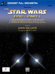 <I>Star Wars</I> Epic -- Part I, Suite from the