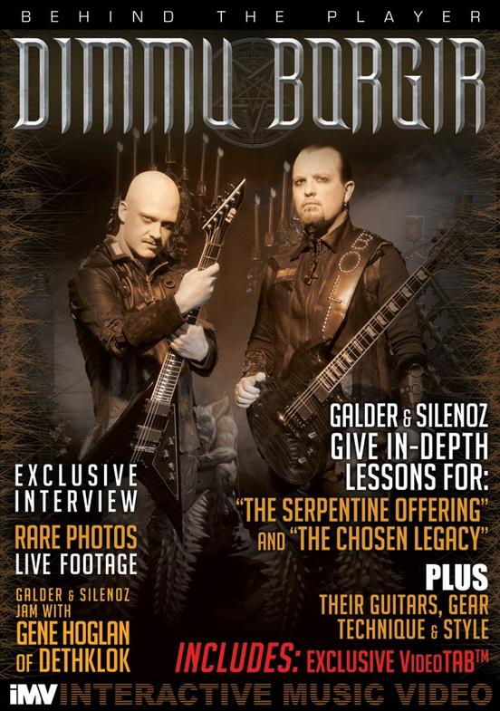 Behind the Player: Dimmu Borgir Guitarists Galder & Silenoz