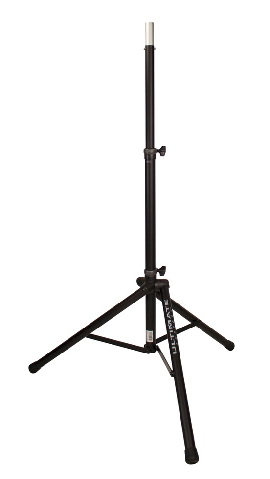 Ultimate Support TS-80B Aluminum Tripod Speaker Stand (Black)