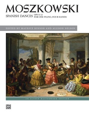Moszkowski: Spanish Dances, Opus 12