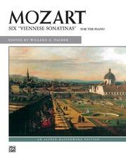 Mozart, 6 Viennese Sonatinas