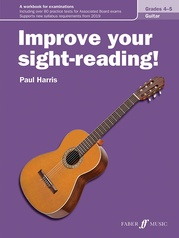 Improve Your Sight-Reading! Guitar, Levels 4-5