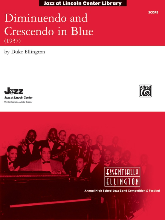 Diminuendo and Crescendo in Blue