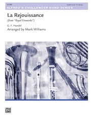 La Rejouissance from Royal Fireworks Music