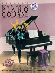 Alfred's Basic Adult Piano Course, Lesson Book 1