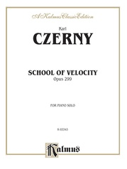 School of Velocity, Opus 299 (Complete)