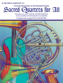 Sacred Quartets for All