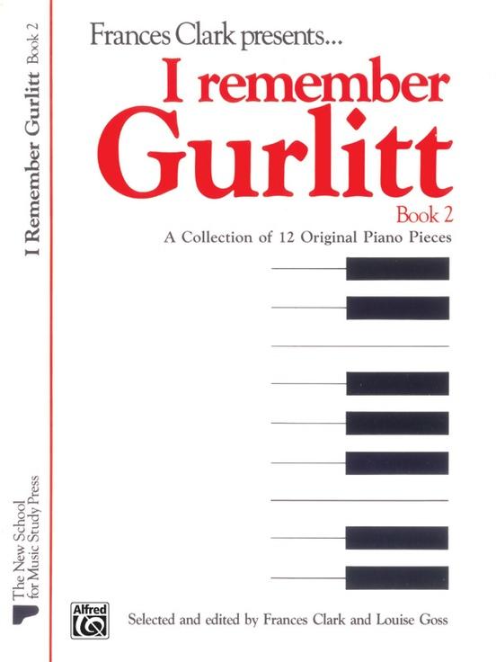 I Remember Gurlitt, Book 2