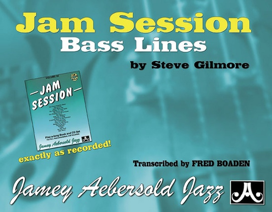 Jam Session Bass Lines
