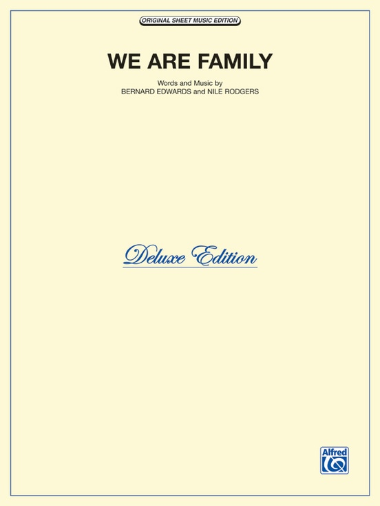 We Are Family (from The Birdcage) (Del. Ed.)