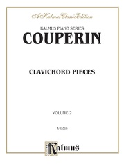 Clavichord Pieces, Volume II