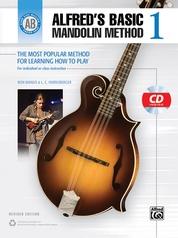 Alfred's Basic Mandolin Method 1 (Revised)