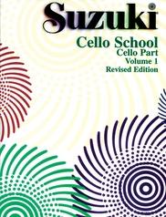Suzuki Cello School Cello Part, Volume 1 (Revised)