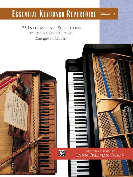 Essential Keyboard Repertoire, Volume 2