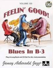 Jamey Aebersold Jazz, Volume 120: Feelin' Good!