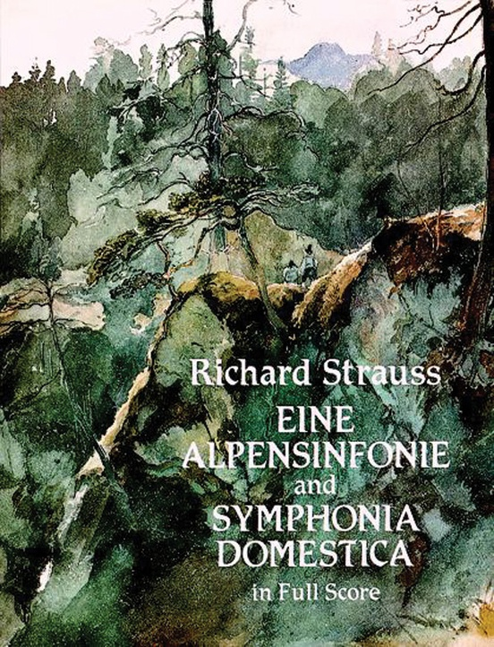 Eine Alpensinfonie and Symphonia Domestica