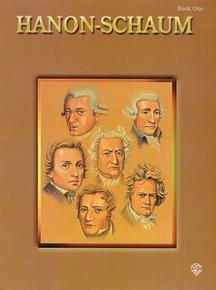 Hanon-Schaum, Book One