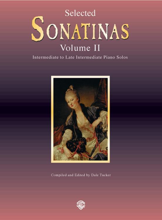 Selected Sonatinas, Volume 2