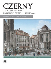 Czerny, 125 Exercises for Passage Playing, Opus 261