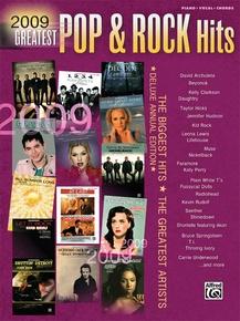 2009 Greatest Pop & Rock Hits