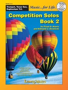 Competition Solos, Book 2 Trumpet, Tenor Sax or Euphonium TC