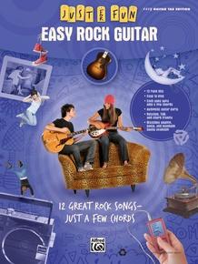 Just for Fun: Easy Rock Guitar