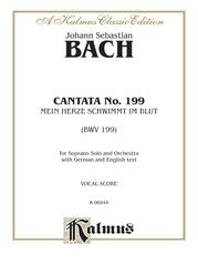 Cantata No. 199 -- Mein Herze Schwimmt Im Blut