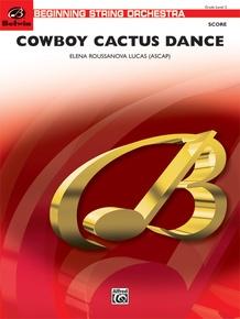 Cowboy Cactus Dance