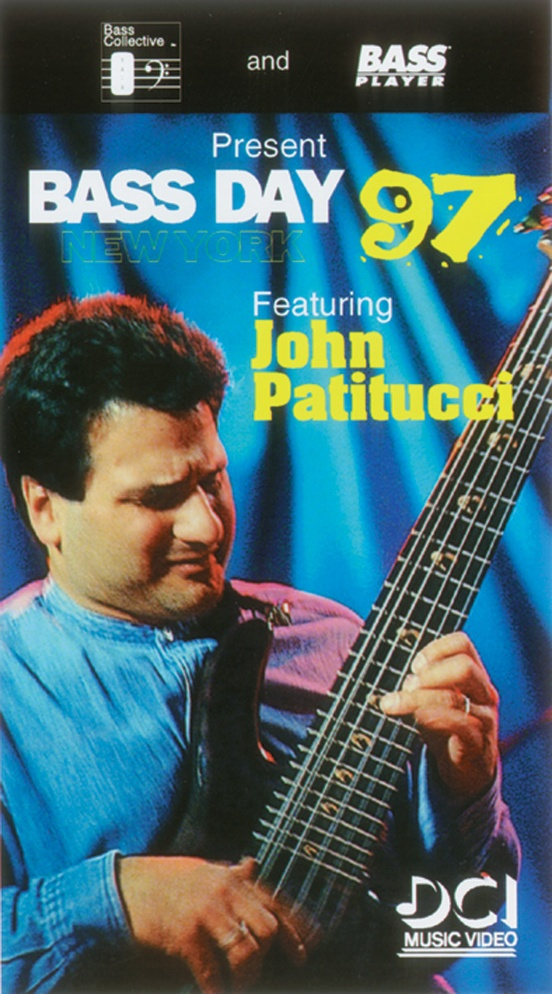 Bass Day 97: Featuring John Patitucci