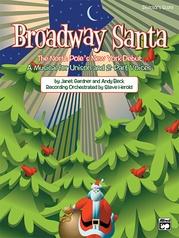 Broadway Santa