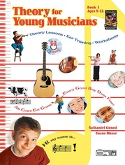 Theory for Young Musicians, Book 1