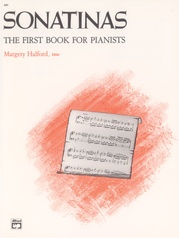Sonatinas -- The First Book for Pianists