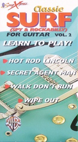 SongXpress®: Classic Surf, Vol. 2 (Spy & Rockabilly)