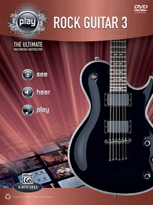Alfred's PLAY: Rock Guitar 3