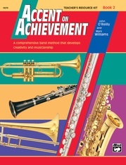 Accent on Achievement, Book 2 Teacher's Resource Kit