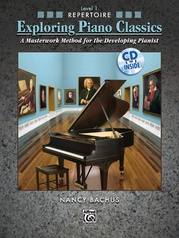 Exploring Piano Classics Repertoire, Level 1