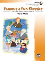 Famous & Fun Classics, Book 3