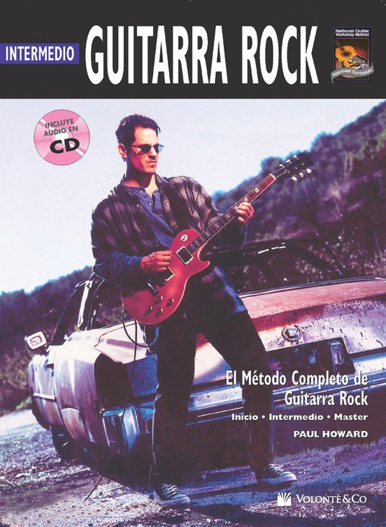 Guitarra Rock Intermedio [Intermediate Rock Guitar]