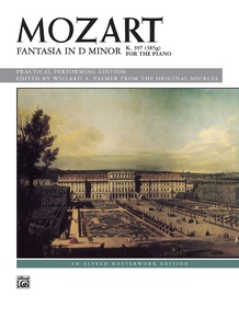 Mozart: Fantasia in D Minor, K. 397