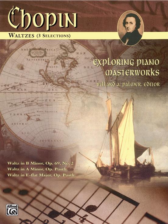 Exploring Piano Masterworks: Waltzes (3 Selections)