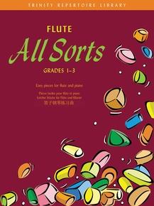 Flute All Sorts, Grade 1-3