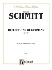 Reflections of Germany, Opus 28