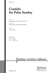 Canticle for Palm Sunday
