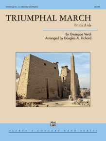Triumphal March (from <i>Aida</i>)