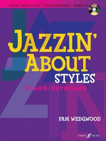 Jazzin' About Styles for Piano/Keyboard (Revised)