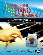 Transcribed Jazz Piano Accompaniment