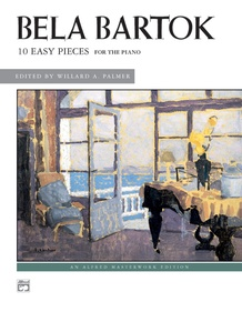 Bartók, 10 Easy Pieces