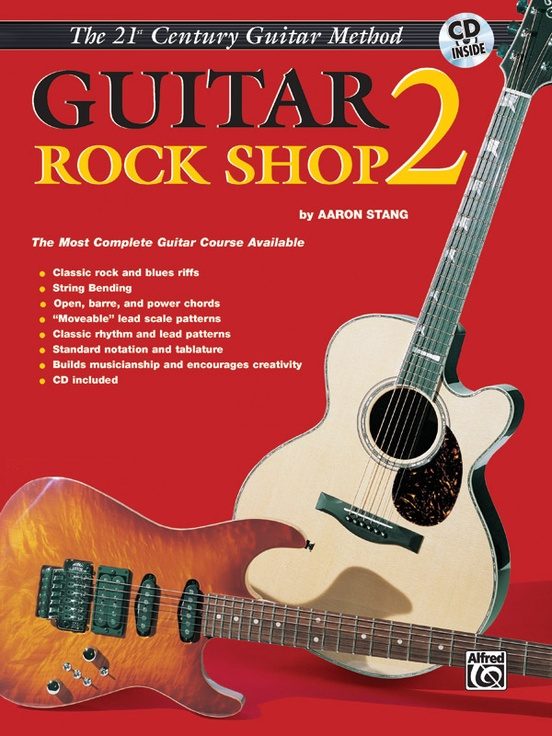 21st Century Guitar Theory 2 (Belwins 21st Century Guitar Course)