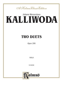 Two Duets, Opus 208